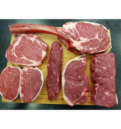 Pack viande maturée à 165 €