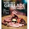 Pack Grillade de Pâques 65 euros